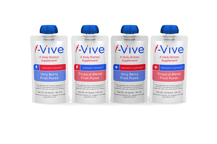 Panaceutics Nutrition Inc. Announces the General Availability of Its i-Vive Branded Nutrition Products